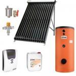 PACHET SOLAR COLECTOR CU TUB VIDAT ECOTUBE NEW 25 SI BOILER ECOUNIT 500-2C WB